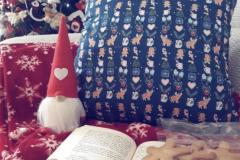 Cuscino natalizio custom